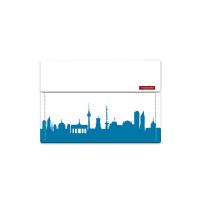 Berlin Mini Wallet. Blau