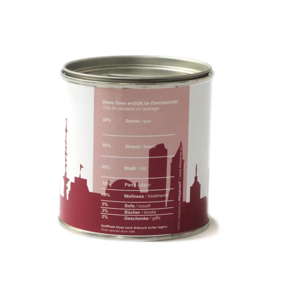 Berlin Cash Box Urlaubskasse Spardose Sparschwein Geschenk By 44spaces