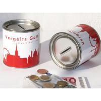 """Vienna Cash Box. """"VERGELTS GOTT"""" Money box"""