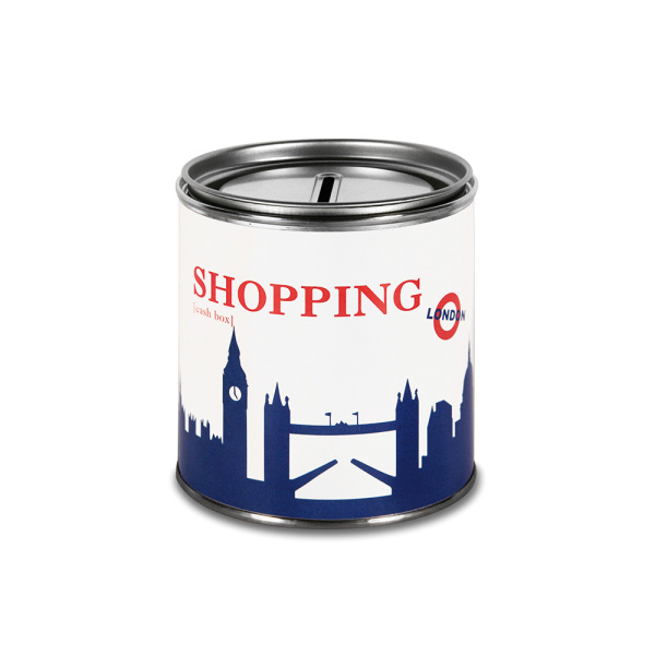 London Spardose. Shopping