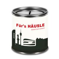 Stuttgart Spardose. Fürs Häusle