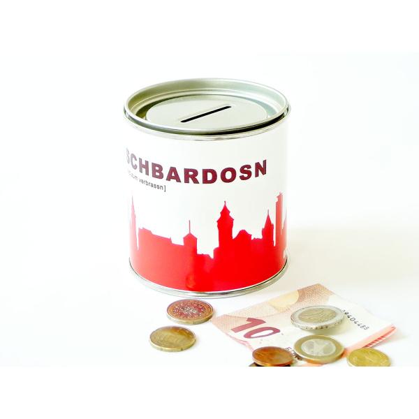 """Nürnberg Cash Box """"NED ZUM VERBRASSN"""" - Money box"""