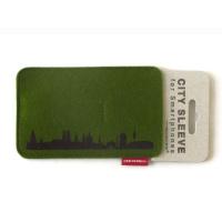 Munich Sleeve. moss green