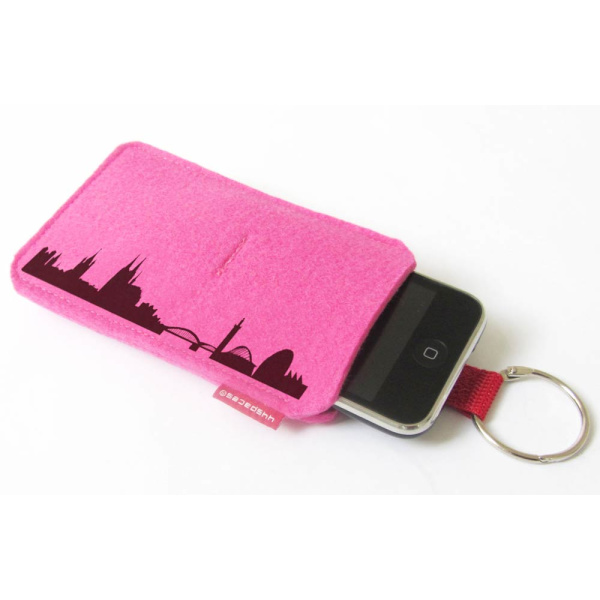 Cologne Sleeve. pink