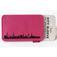 Hamburg Sleeve. pink