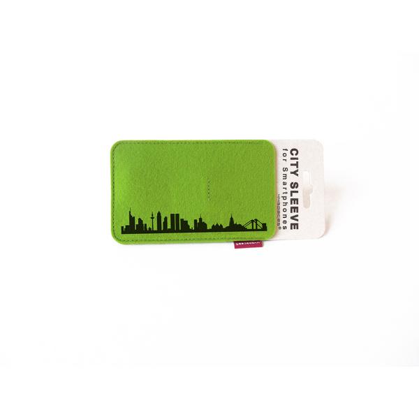 Frankfurt Sleeve. green
