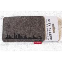 Frankfurt Sleeve. slate grey