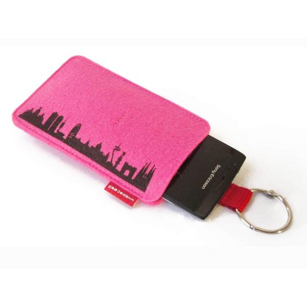 Barcelona Sleeve. pink