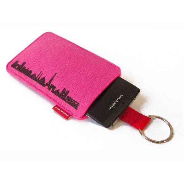 Paris Sleeve. pink