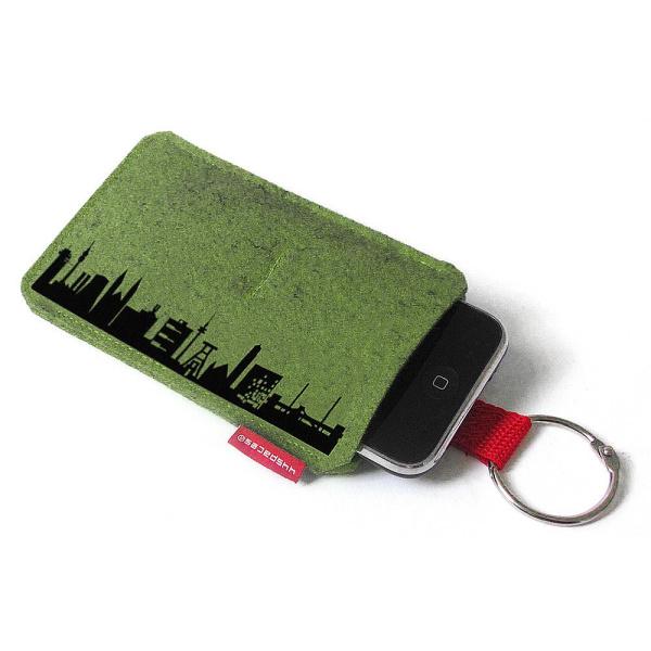 Ruhrpott Sleeve. moss green