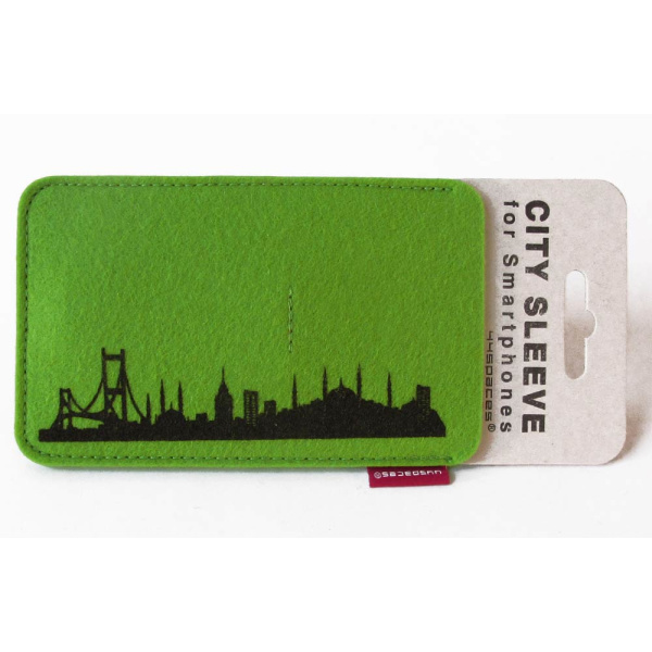 Istanbul Sleeve. green