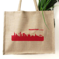 Frankfurt Shopper. rot