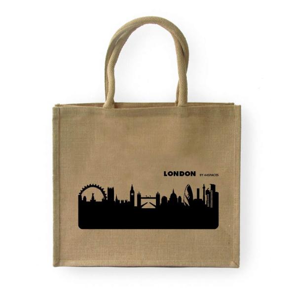 London Shopper. schwarz