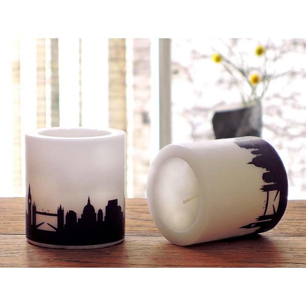 London Skyline Candle