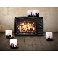 Rotterdam Skyline Candle