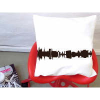 Copenhagen Cushion. Cotton
