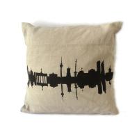Berlin Cushion. Linen