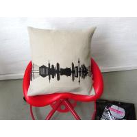 Düsseldorf Cushion. Linen
