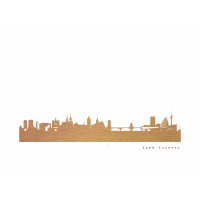 Basel Skyline Kunstdruck