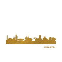 Eindhoven Skyline Kunstdruck