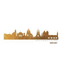Erfurt Skyline Kunstdruck
