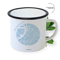 Antwerpen enamel cup