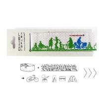 Biker Reflexband