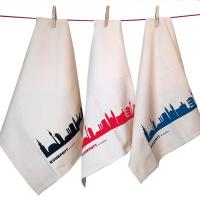 Ruhrpott Dish Towels. Set of 3