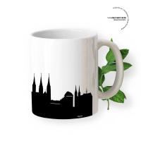 Bamberg Tasse Skyline