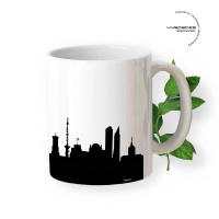 Berlin Tasse Skyline