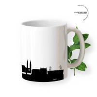 Bremen Tasse Skyline