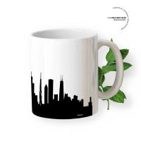 Chicago Tasse Skyline