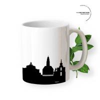 Dresden Tasse Skyline