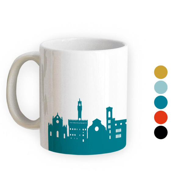 Unique Mugs With Modern Street Map Design In 5 Colors Print With Co Page 2