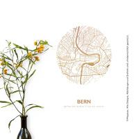 Bern Map circle