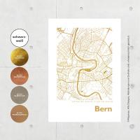 Bern Map square