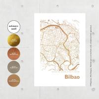 Bilbao Map square