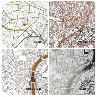 Braunschweig Map circle