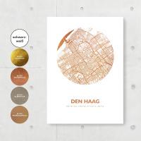 Den Haag Karte Rund