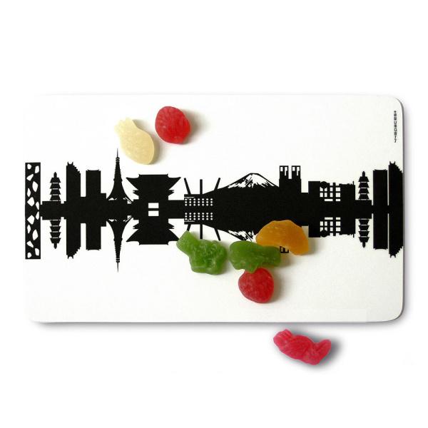Breakfast board Tokyo black