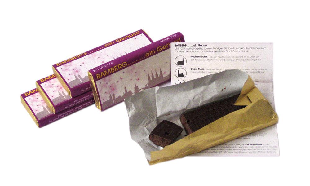 Schokolade für Mohrenhaus in Bamberg - 44spaces
