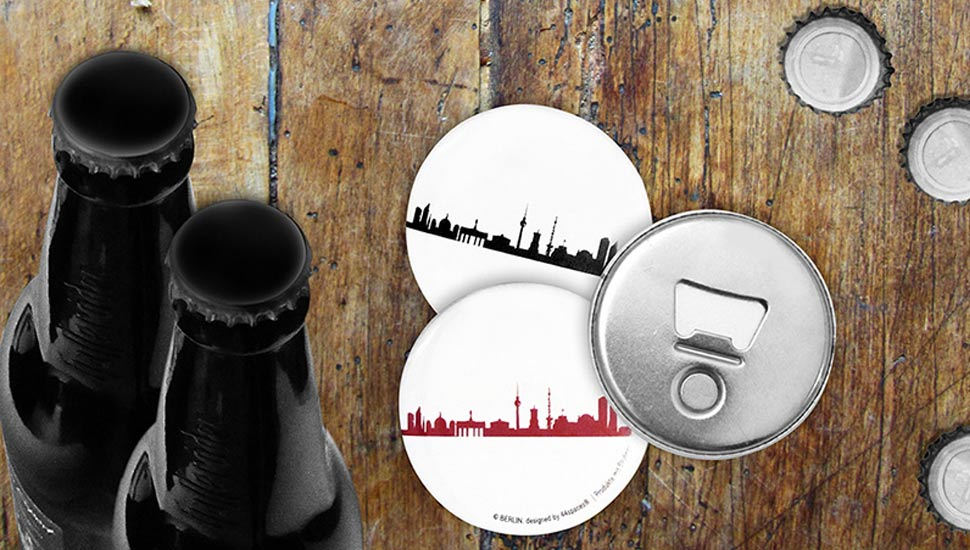 CITY BOTTLE OPENER - 5,00 EUR